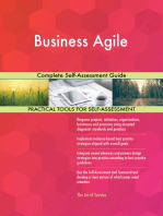 Business Agile Complete Self-Assessment Guide