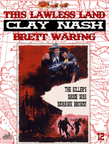 Clay Nash 12: The Lawless Land