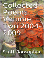 Collected Poems Volume Two 2004-2009