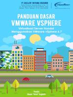 Panduan Dasar VMware vSphere: Virtualisasi Server Handal Menggunakan VMware vSphere 6.7