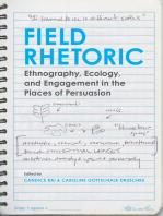 Field Rhetoric