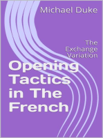 Opening Tactics in The French