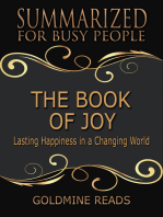 The Book of Joy - Summarized for Busy People
