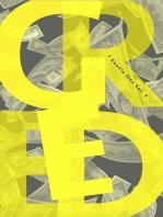 Greed 7 Deadly Sins Vol. 3