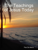The Teachings of Jesus Today
