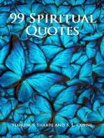 99 Spiritual Quotes