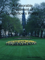 A Favorable Treatment of Longfellow's Poetry