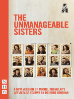 The Unmanageable Sisters (NHB Modern Plays)
