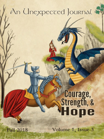 An Unexpected Journal: Courage, Strength, & Hope: Volume 1, #3