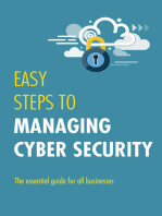 Easy Steps to Managing Cybersecurity