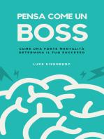 Pensa Come Un Boss