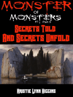 Monster of Monsters #1 Part Five