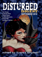 Disturbed Digest September 2018
