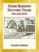 MORE RUSSIAN PICTURE TALES - 10 more illustrated Russian tales for children