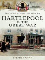 Hartlepool in the Great War