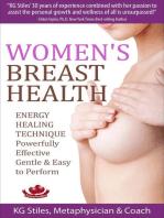 Women's Breast Health - Energy Healing Technique