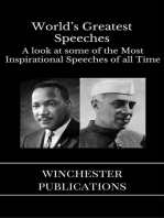 World's Greatest Speeches