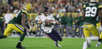 Bears Let 20-0 Lead Evaporate In Green Bay, Fall To Packers, 24-23