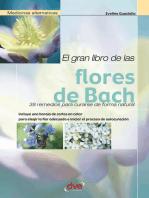 El gran libro de las flores de Bach