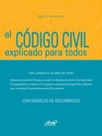 El Código civil explicado para todos