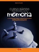 Curso rápido para desarrollar la memoria + CD
