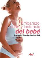 Embarazo, parto y lactancia del bebé