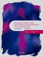 Apuntes para una psicopatología basada en la relación: Vol.1  Psicopatología general