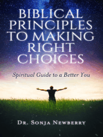 Biblical Principles to Making Right Choices