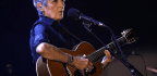 Joan Baez On Her Farewell Tour And Grappling With A Voice That's 'Harder To Control'