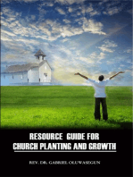 Resource Guide for Church Planting and Growth