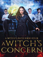 A Witch's Concern: Witch's Path Series, #4