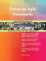 Enterprise Agile Frameworks Standard Requirements