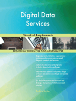 Digital Data Services Standard Requirements