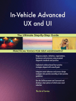 In-Vehicle Advanced UX and UI The Ultimate Step-By-Step Guide