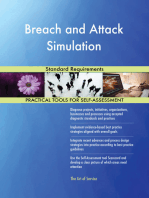 Breach and Attack Simulation Standard Requirements