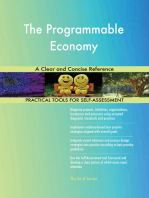 The Programmable Economy A Clear and Concise Reference