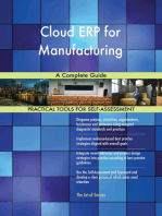 Cloud ERP for Manufacturing A Complete Guide