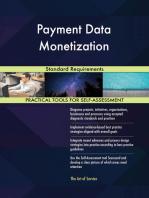 Payment Data Monetization Standard Requirements