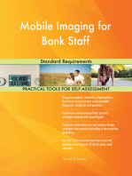 Mobile Imaging for Bank Staff Standard Requirements