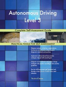 Autonomous Driving Level 3 Complete Self-Assessment Guide