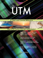 UTM A Clear and Concise Reference