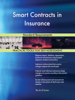 Smart Contracts in Insurance Standard Requirements