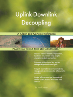 Uplink-Downlink Decoupling A Clear and Concise Reference