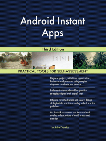 Android Instant Apps Third Edition