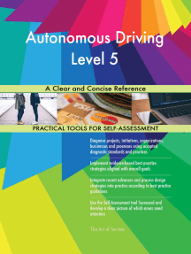 Autonomous Driving Level 5 A Clear and Concise Reference