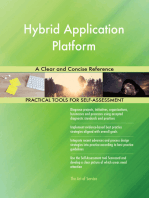 Hybrid Application Platform A Clear and Concise Reference