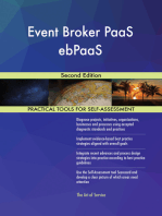 Event Broker PaaS ebPaaS Second Edition