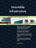 Immutable Infrastructure Complete Self-Assessment Guide