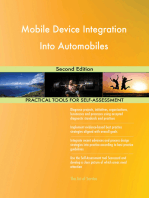Mobile Device Integration Into Automobiles Second Edition