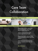 Care Team Collaboration Standard Requirements